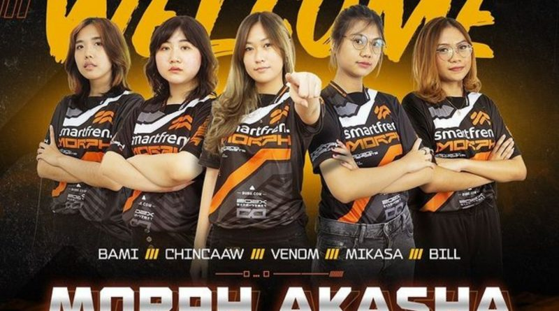 Roster Ladies Morph Team