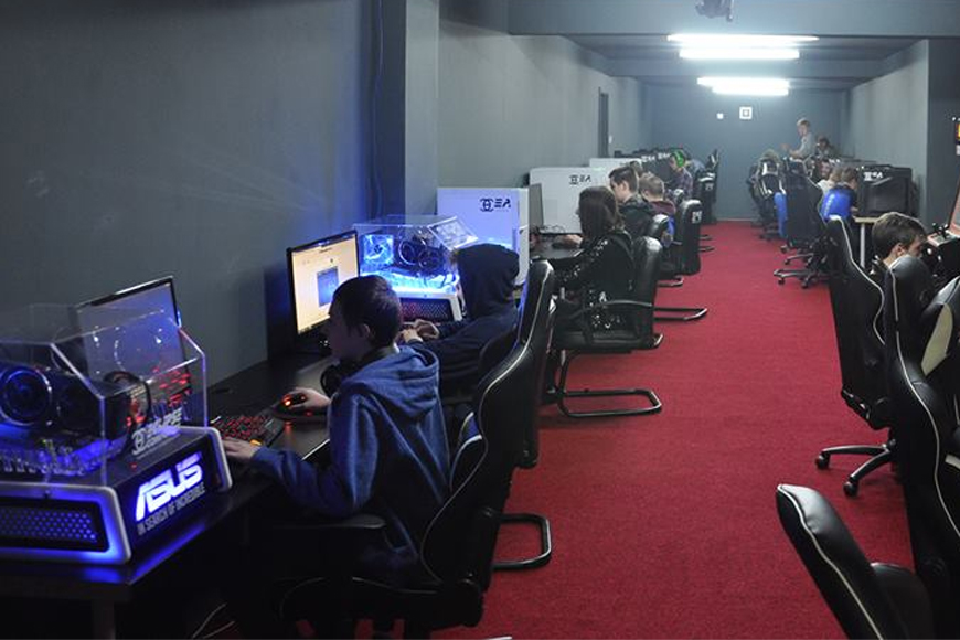 Eclipse Arenas New Gaming LAN Centre Plans To Host CSGO