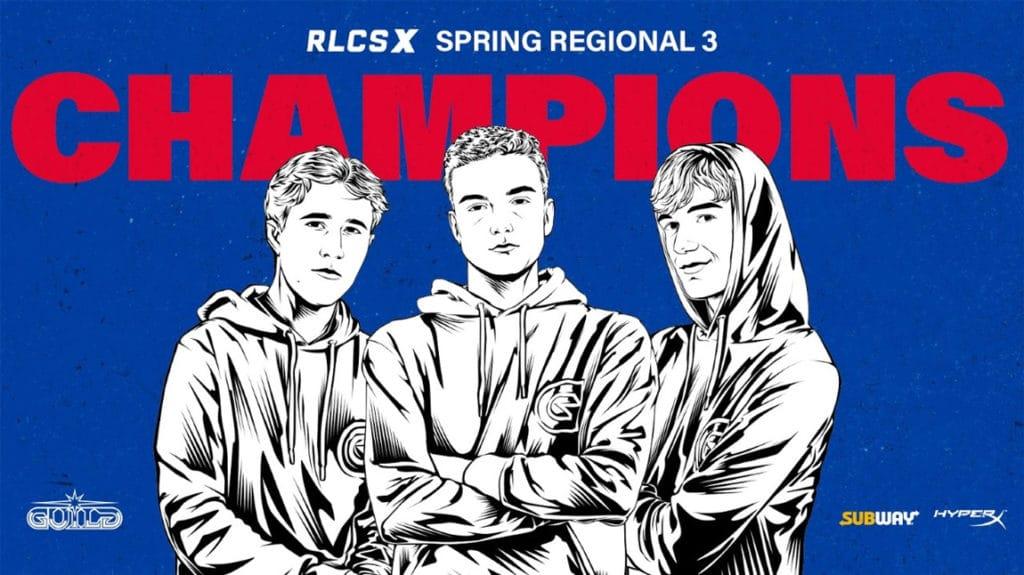 guild esports rocket league team wins