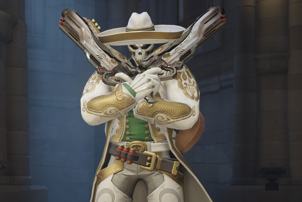 overwatch the best and