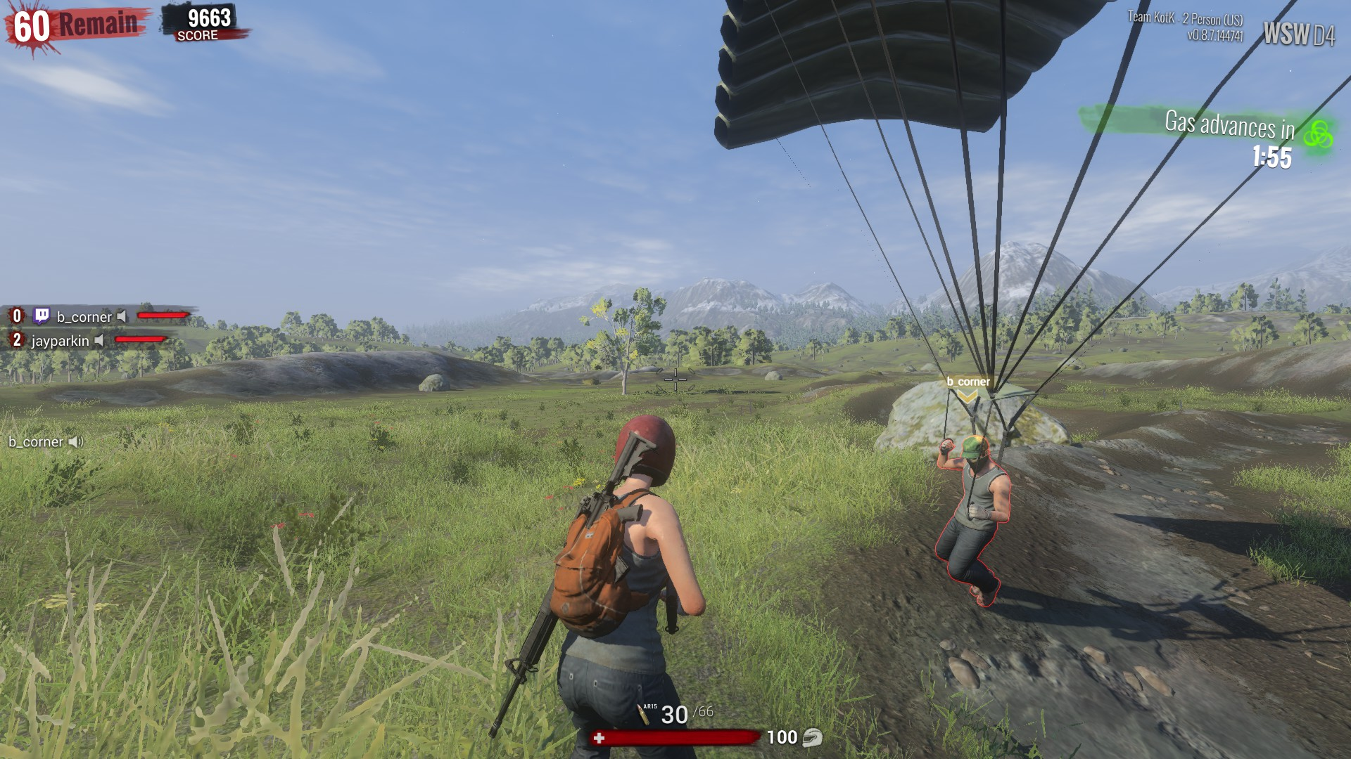 Pubg Parachute Wallpaper H1z1 King Of The Kill Review Extreme Wilderness