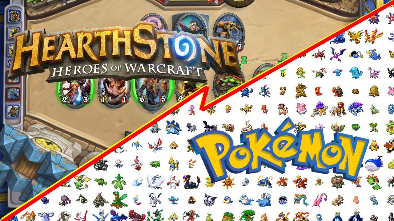 Our Five Favorite Pokmon Hearthstone Cards Esports Edition