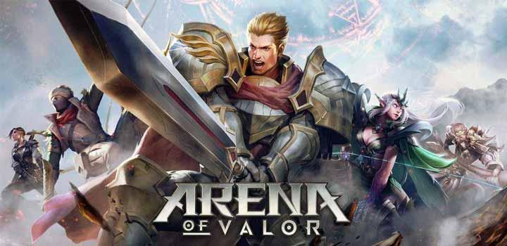 Arena of Valor via Tencent Games
