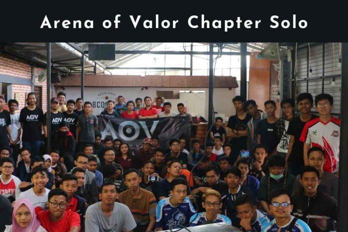 Mengenal Lebih Dekat Komunitas AOV Chapter Solo | Esportsnesia.com