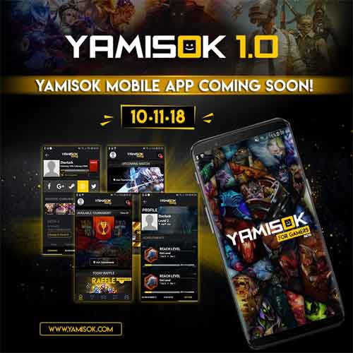 Yamisok Mobile Apps