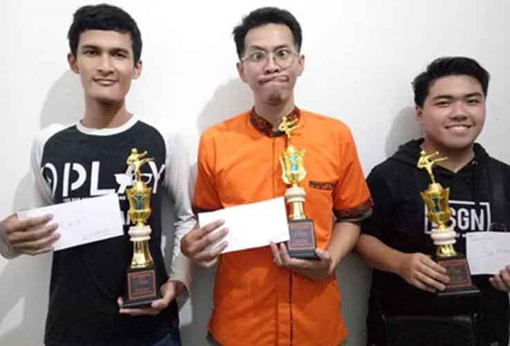 Juara 2nd KMPT CUP Tekken 7