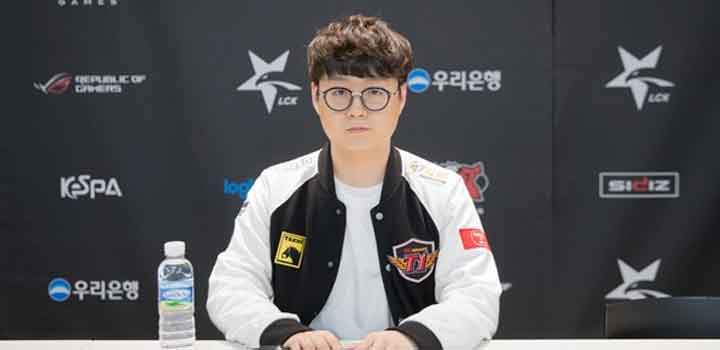 interview SKT Mata LCK Spring 2019