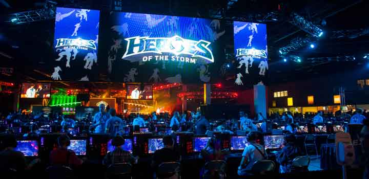 Heroes of the Storm Global Championship (HGC) di BlizzCon 2018