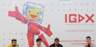 IGDX 2019: Tonggak Sejarah Baru Industri Game Indonesia