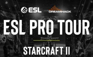 Esports StarCraft 2