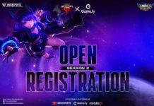 Season 2, INDOESPORTS League Mobile X Game.ly Mobile Legends: Bang Bang