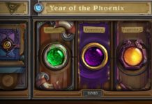 Year of the Phoenix Hearthstone