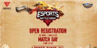 Esports Battle Week