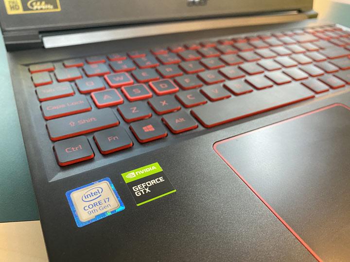 Nitro 7 Intel 9th Gen