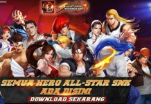 The King of Fighters Pertarungan Sengit – AllStar