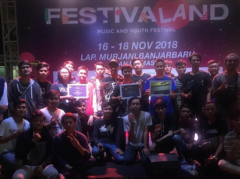 Komunitas MLBB Kalimantan Selatan Festivaland