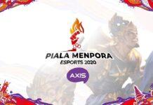 Piala Menpora Esports 2020 Axis, Ajang Pencarian Bakat Esports dari Kemenpora