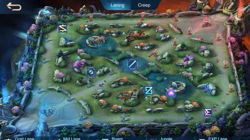 cara mengaktifkan drone view mobile legends