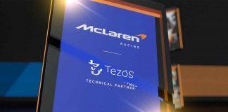 McLaren Racing X Tezos: Bangun Platform Pengalaman Penggemar NFT di Jaringan Blockchain