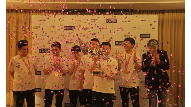 RRQ Hoshi Winner MPL ID S6