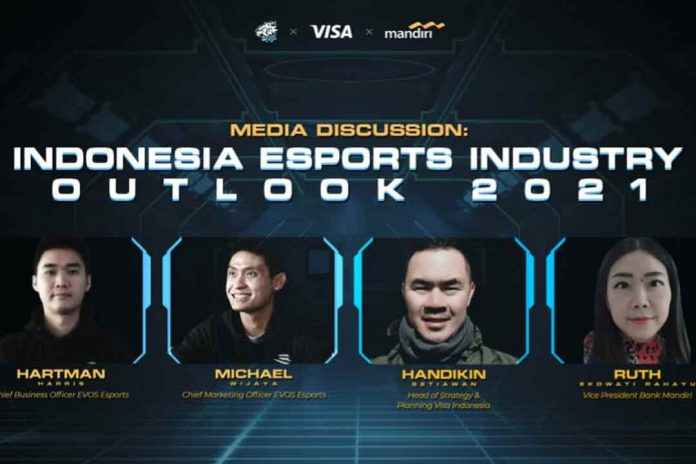 Indonesia Esports Industry Outlook 2021