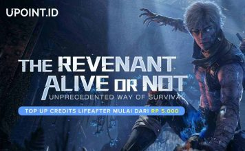 Promo Top Up Credits LifeAfter UPoint Menyambut Update Terbesar LifeAfter: The Revenant, Alive or Not