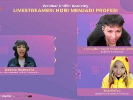 Live Streamer: Hobi Menjadi Profesi