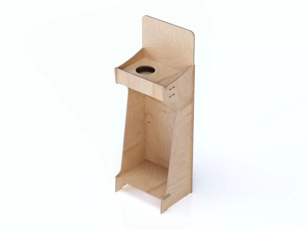 mobile per dosatore gel igienizzante Kit