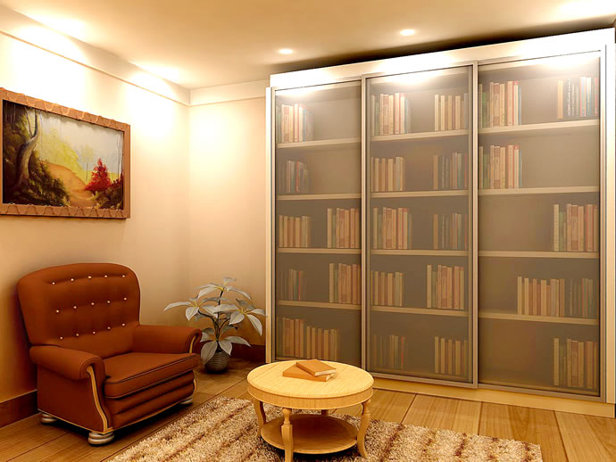 Estante de Livros e 7 Dicas de Como Cuidar da Sua Biblioteca