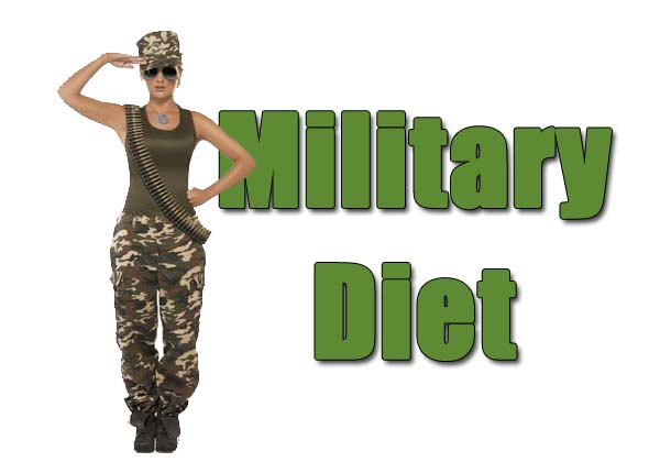 military diet reviews
