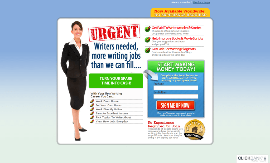 Freelance online writing jobs | Homework - July 2019 - 1570