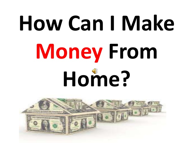 make money from home uk