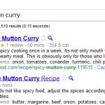 google recipe