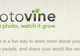 Photovine Plant a photo watch it grow