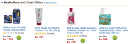 Buy Health and Beauty Products online in India - Health and Beauty Flipkart.com