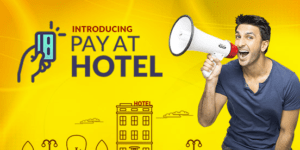 Book Hotels with Zero Advance Payment