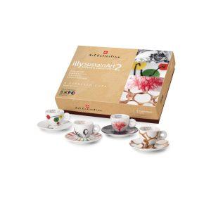 Σετ 4 Φλιτζάνια Espresso SustainArt 2