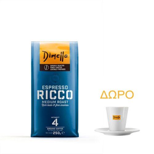 Dimello-Ricco-ground-espresso-cup