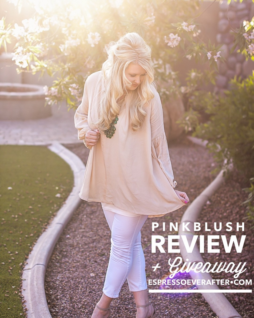b0896cbf5f68 PinkBlush   Mother s Day Outfit + Review   Giveaway - Espresso Ever ...
