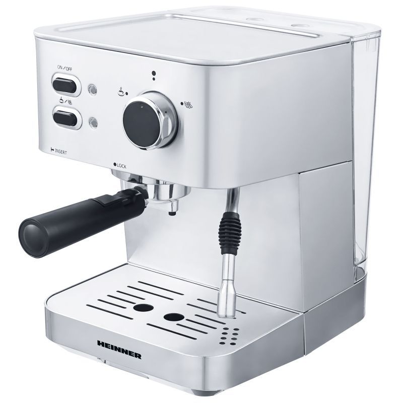 Espressor manual Heinner Master Collection HEM-1050XMC