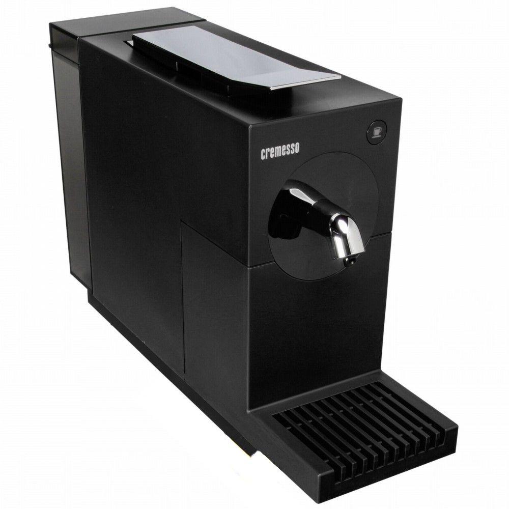 Espressor automat Cremesso Uno Carbon Black