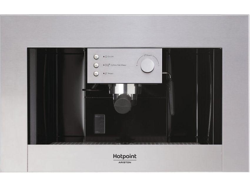 Espressor incorporabil Hotpoint CM 5038 IX HA