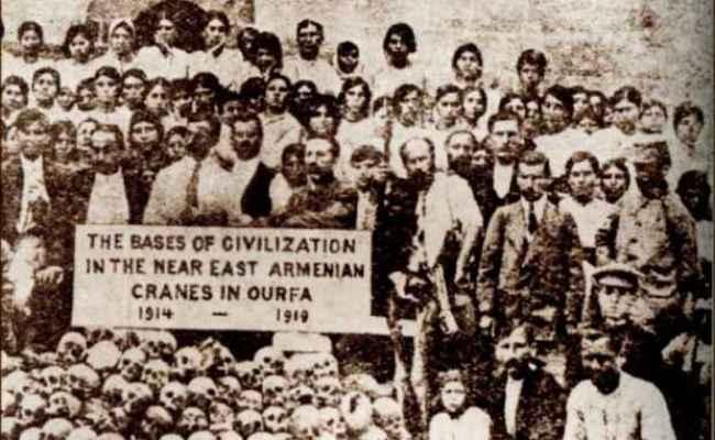 Armenian Genocide The Espresso Stalinist