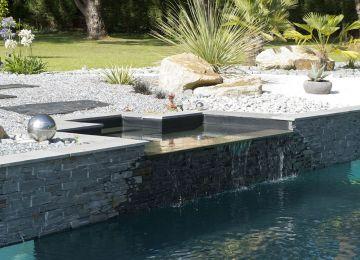 Jardin Et Piscine Design | Transat De Piscine Design 1042253 Jardin ...