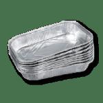 Image barquette aluminium.
