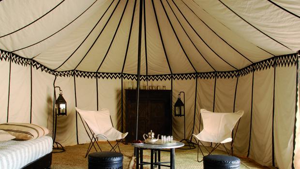 Votre chambre dans le Sahara