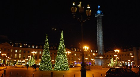 HAPPY NEW YEAR PLACE VENDÔME