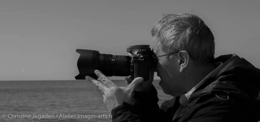 Portrait du photographe