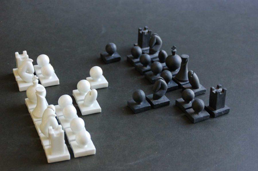 atelier esprit créateur-Jeux d'échec