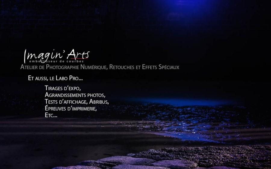 texte promotionnel du labo Atelier imagin-arts
